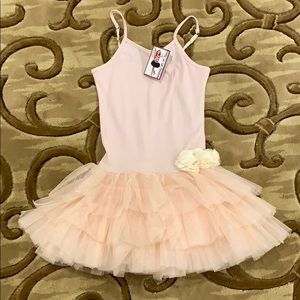 Ooh La La girls Flower girl/ tutu/ party dress NEW